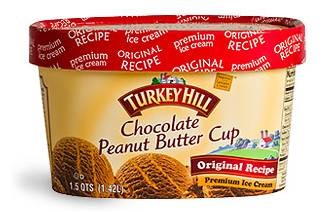 Turkey Hill Chocolate Peanut Butter Cup