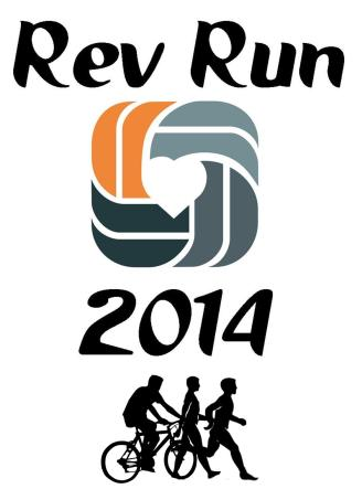 Rev Run 2014 Logo FRONT