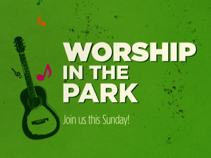 worshipinthepark