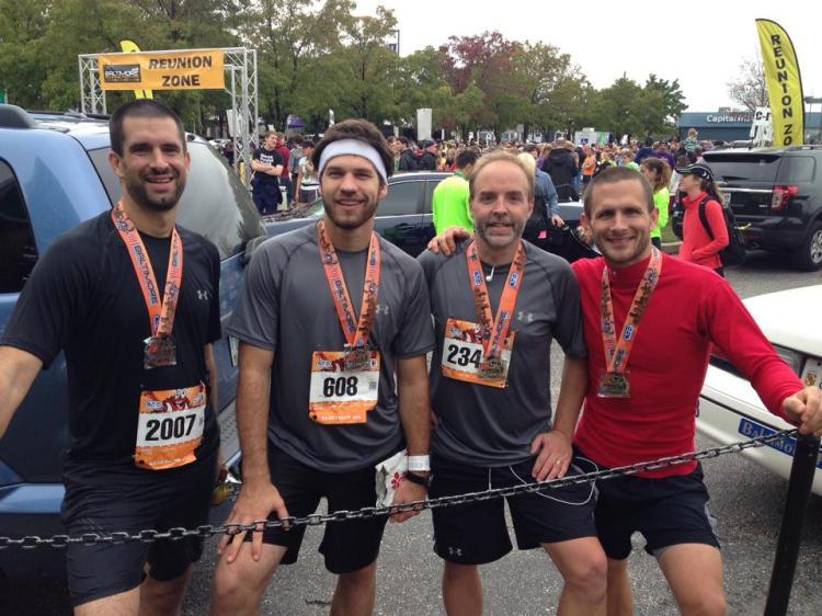 2013-10-12 Baltimore Marathon