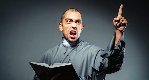Angry-Christian