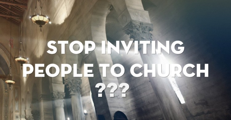 stop inviting